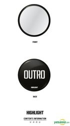 "Highlight Live 2018 ""Outro"" Concert Goods - Hand Mirror"