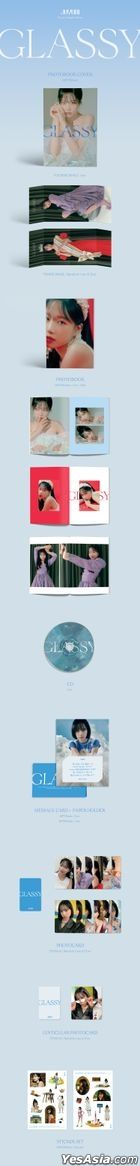 Jo Yu Ri Single Album Vol. 1 - GLASSY
