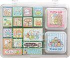 San-X Sumikko Gurashi Stamp Box Set