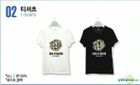 JYP Nation 2016 Mix & Match Official Goods - T-Shirts (White) (Large)