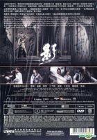Shadow (2018) (DVD) (Hong Kong Version)