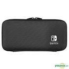 Nintendo Switch Lite SLIM HARD CASE (Charcoal Grey) (Japan Version)