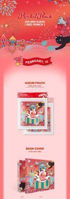 Rocket Punch Mini Album Vol. 2 – Red Punch