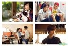 Cafe. Waiting. Love (Collection Box Limited Edition) (DVD) (Taiwan Version)