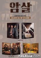 Assassination (Blu-ray) (Full Slip Steelbook Limited Edition A) (Korea Version)