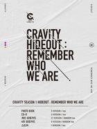 Cravity - Season 1 HIDEOUT: Remember Who We Are (Random Version)