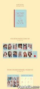 IZ*ONE - Spring Collection 'SECRET DIARY' (Calendar Package)