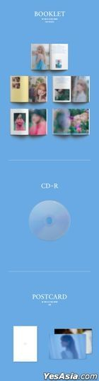 Red Velvet: Wendy Mini Album Vol. 1 - Like Water (Photo Book Version)