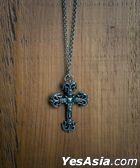 Monsta X : Shownu Style - Vulcan Cross Necklace