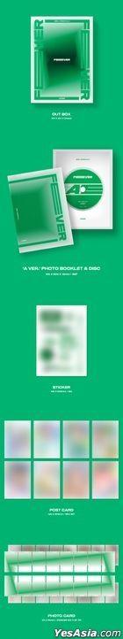 ATEEZ Mini Album Vol. 7 - ZERO : FEVER Part.3 (A Version)
