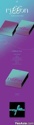 BamBam Mini Album Vol. 1 - riBBon (riBBon Version)