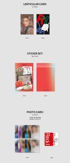 Mamamoo : Whee In Mini Album Vol. 1 - Redd