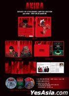 Akira (4K Ultra HD + Blu-ray) (3-Disc) (Steelbook Limited Edition) (Korea Version)
