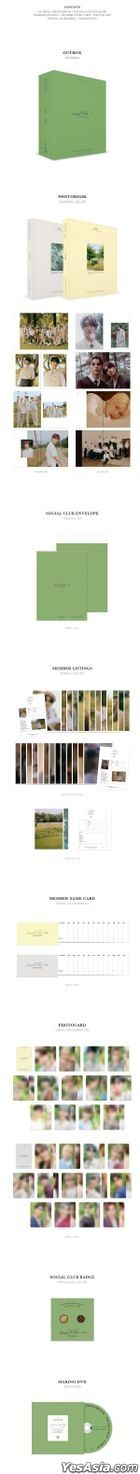 Seventeen Photobook - Social Club: Carat Set