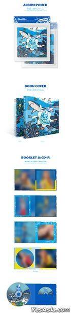 Rocket Punch Mini Album Vol. 3 - BLUE PUNCH