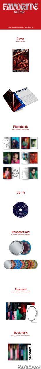 NCT 127 Vol. 3 Repackage - Favorite (Random Version)